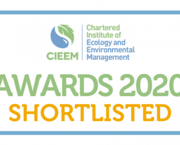 AWARDS 2020 shortlisted logo